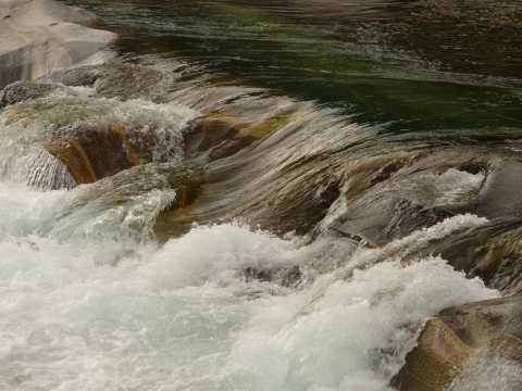 Flussbad Oberer Letten